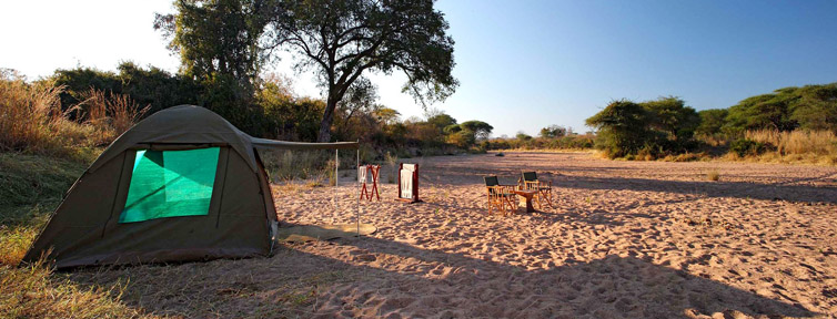 & 5 Days Tanzania Camping Safari - Best of Tanzania Camping Safari